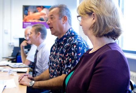 Business networking in Basingstoke