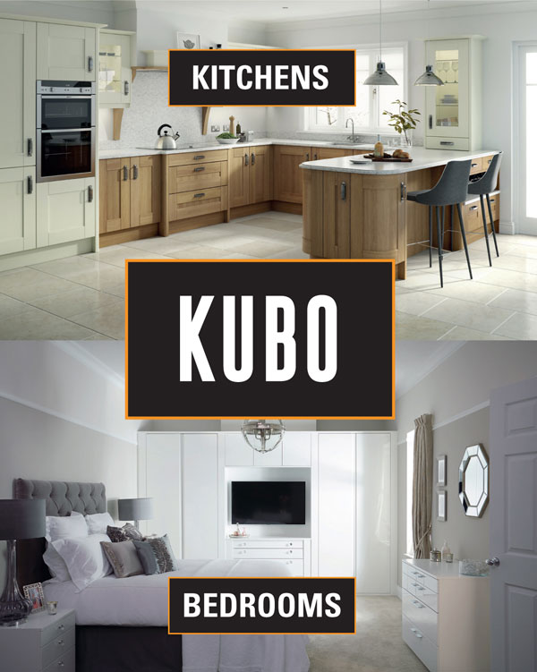 Kubo Kitchens, Bedrooms & Bathrooms